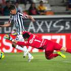 Jürgen Damm es más rápido que CR7 y Lionel Messi