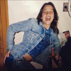 Fernanda Gentil brinca com foto antiga: #sexy #tendo câimbra