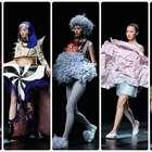 Los looks más extraños de la moda en la Fashion Week China