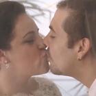 ¡Sorpresa! Pareja recibe visita inesperada el día de su boda