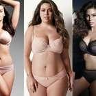 Modelos GG de lingerie vendem 4 vezes mais que as magras