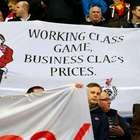 Torcedores vão protestar contra preço de ingressos no Inglês