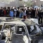 Habitantes huyen de la capital de Yemen