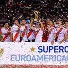River venció al Sevilla y se quedó con la Copa Euroamericana