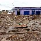 Electricidad en dañada Chañaral regresaría sólo en 10 días