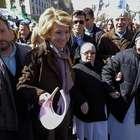 """Esperanza Aguirre: """"Pitar el himno es odiar a los españoles"""""""