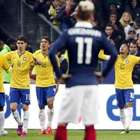 Neymar shines as Brazil beat France in Paris