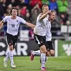 Austria golea 5-0 a Liechtenstein y sigue líder de su grupo