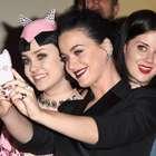 Katy Perry tiene una doble y comparte con ella