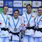 Judoca brasileira conquista prata no Grand Prix de Samsun