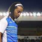 """""""Cada día me siento más a gusto en México"""", Ronaldinho"""