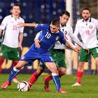 Italia evita la 'vergogna' y rescata empate contra Bulgaria