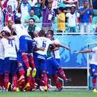 Bahia vence Campinense e vai à semifinal da Copa do Nordeste