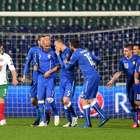 Brasileiro marca em estreia, e Itália empata com Bulgária