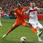 Holanda rescata empate ante Turquía en duelo rumbo a Euro