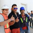 Rayados visitan el que será su nuevo estadio