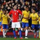 Brasil vence a Chile en amistoso y aumenta su racha