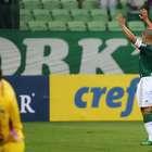 Alex eterno! Craque é ovacionado e vê Palmeiras bater Amigos