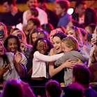 Angelina y sus emotivas palabras en los Kid's Choice Awards