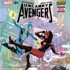 Vistazo al tercer número de 'Uncanny Avengers'