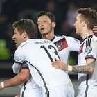 Alemania derrota a Georgia y sigue soñando con la Euro 2016
