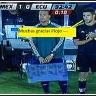 Eduardo Herrera es víctima de memes por jugar 10 segundos