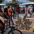 RJ: garis fazem protesto contra corte de ponto de grevistas