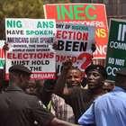 Opinión: No hay elecciones en Nigeria