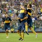 Las fotos de la gran victoria de Boca ante Estudiantes