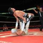 Místico derrota a Negro Casas en un espectacular mano a mano