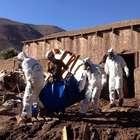 Se elevan a 17 las muertes por temporal en el norte de Chile