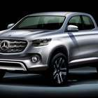 El pickup Mercedes-Benz será una realidad antes del 2020