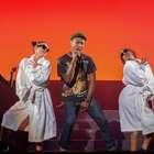 Lolla: público critica show de Pharrell nas redes sociais
