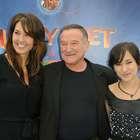 Familia de Robin Williams busca entenderse fuera de la corte