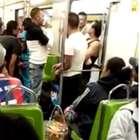 Video exhibe a vagoneros inhalando drogas en Metro del DF