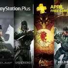 Aquí los juegos que PlayStation Plus te regalará en abril