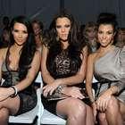 Así lucen los closets de las Kardashian: ropa, zapatos y más