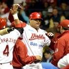 Diablos Rojos apalean 10-3 a Guerreros en pretemporada LMB