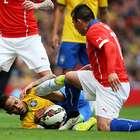 """Neymar sigue 'picado': """"No conozco a Medel, no sé quién es"""""""