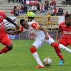 Santa Fe buscará el liderato frente al Tolima en Liga Águila