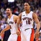 DeMar DeRozan anota 42 puntos y Raptors doblegan a Rockets