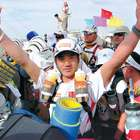 Un corredor chino hará una maratón diaria durante 100 días