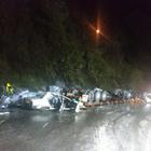 Accidente en vía Bogotá-Villavicencio deja 10 muertos