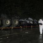 Falla de frenos en accidente en vía Bogotá-Villavicencio