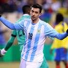 Argentina poupa Messi de novo, mas vence Equador em amistoso
