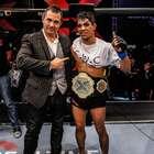 XFC: Bruno Macaco curte fase e planeja defesa de cinturão