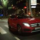 Mercedes completa a linha GLA com carros de 211 cavalos