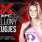 Mellony Geugjes assina para terceira temporada do XFC