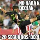 Eduardo Herrera protagoniza los memes del México vs Paraguay