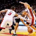 Tony Parker llega a 1,000 partidos y Spurs vencen al Heat